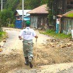 西日本豪雨、被災から1週間 〜 支援物資より義援金を!