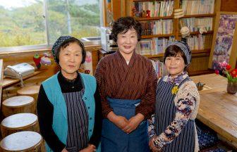 大玉村、森の民話茶屋