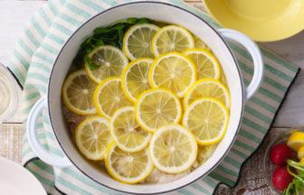 いわぎレモン鍋
