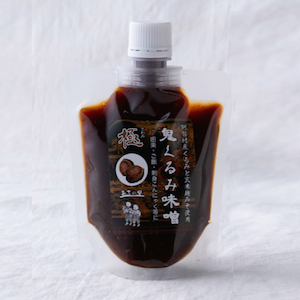 阿智村くるみ味噌