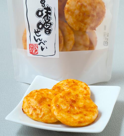 富士見堂 木曽味噌せんべい