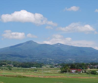 大玉村 安達太良山