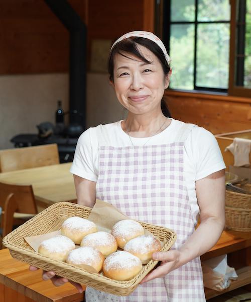 阿智村「キッチン・ストーブ」パン屋さん